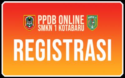Registrasi PPDB TP 2020-2021